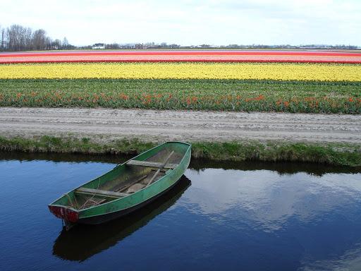 ruta romántica en Holanda