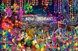 Carnaval en Nueva Orleans