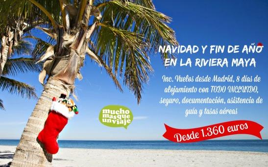 Navidad Rivera Maya