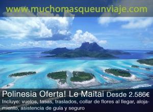 viajar a la Polinesia Francesa
