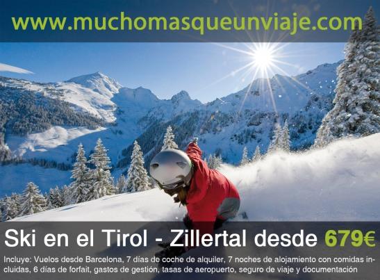 Escapada al Tirol
