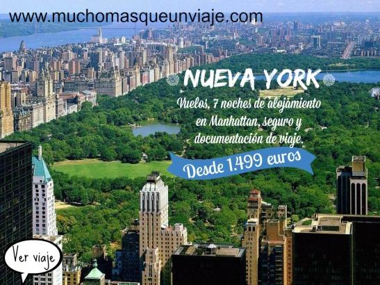Vacaciones en Nueva York