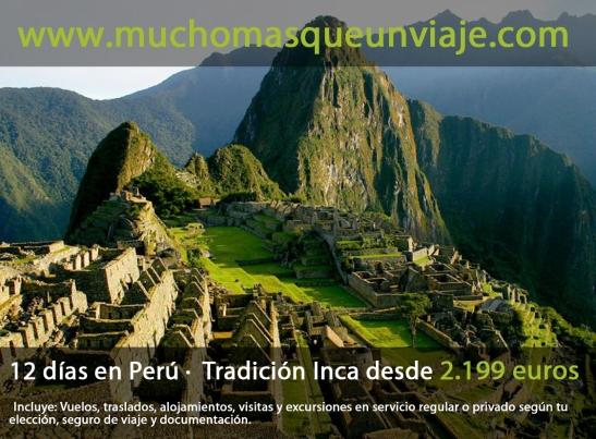Viajes organizados a Peru