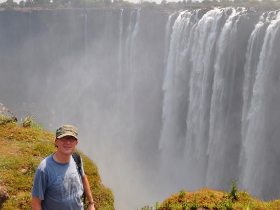 oscar victoria's falls