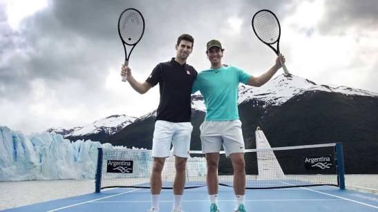 tenis Perito Moreno