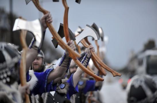 fiesta vikinga