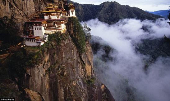 viajar a Butan