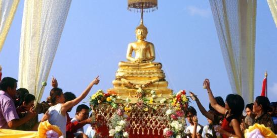 viaje diferente a Tailandia
