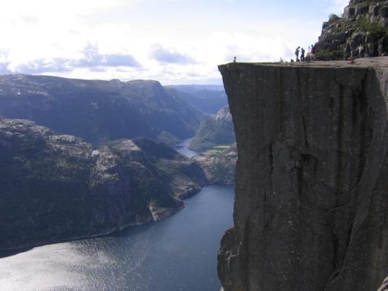 viaje a los fiordos noruegos