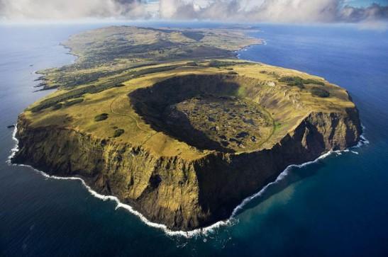 viaje a la Isla de Pascua