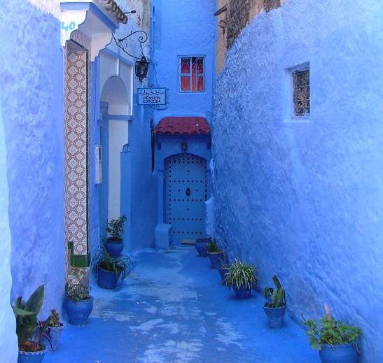 viaje a Marrueco