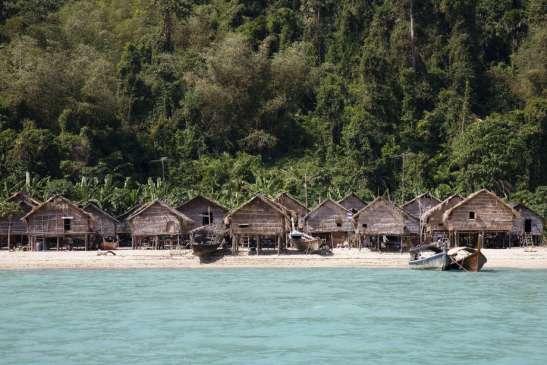 tribus Tailandia