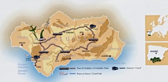 viaje a Andalucia