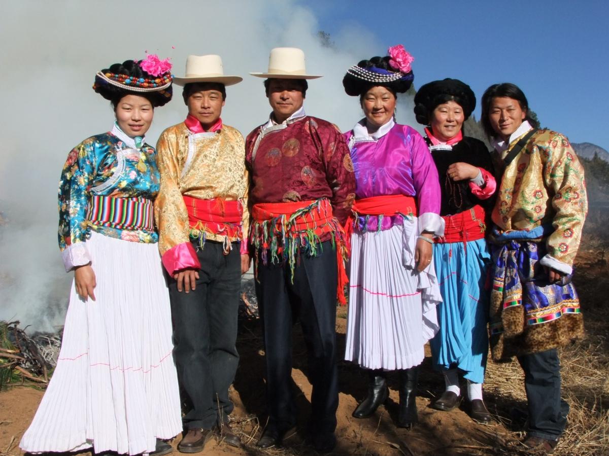 Los Mosuo, una tribu que no conoce el matrimonio