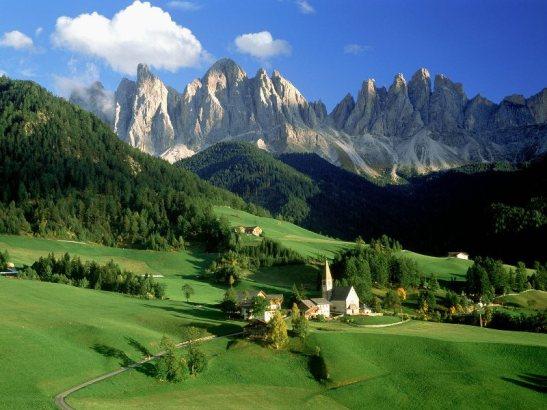 viaje al tirol italiano