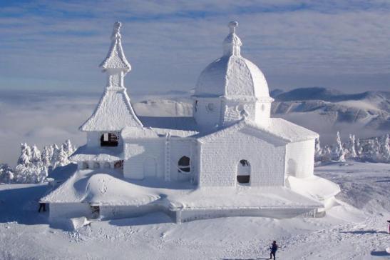 viaje a Siberia