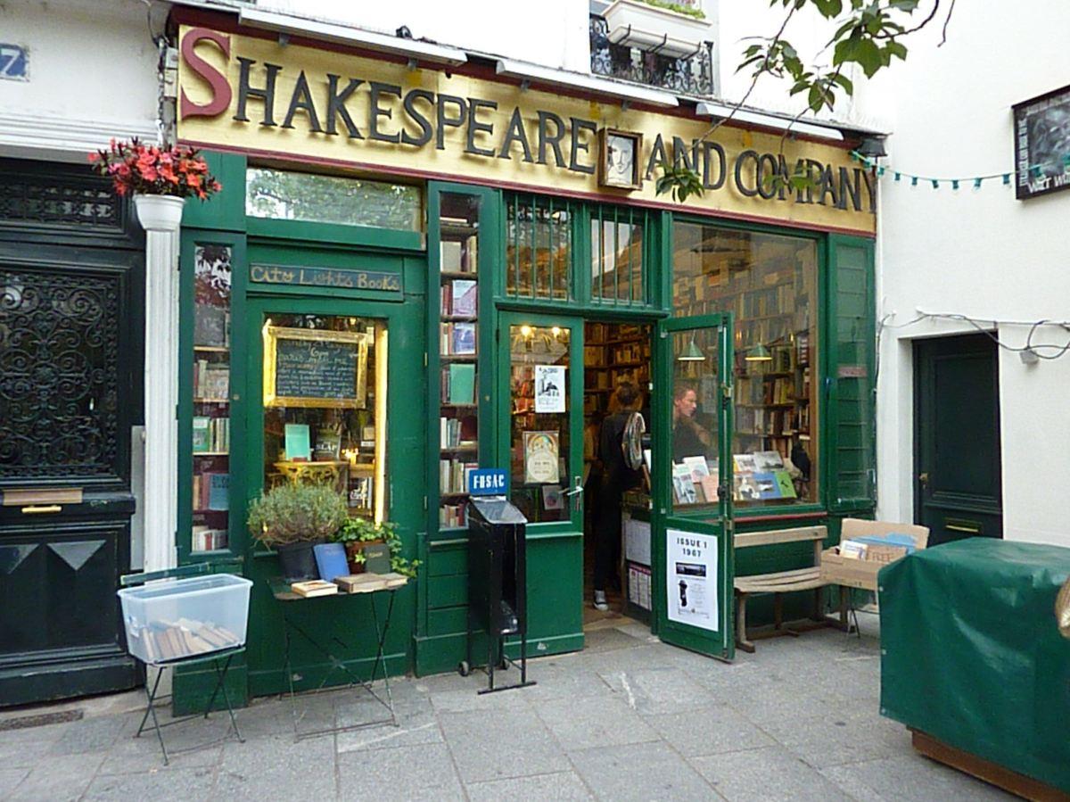 Shakespeare and Company, mucho más que una librería