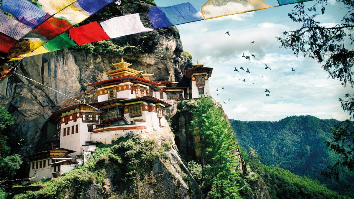6 curiosidades de Bután